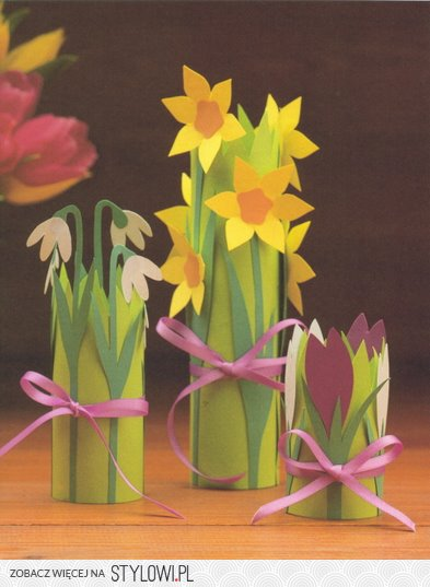 Dekoracje Wiosenne Dla Dzieci Bijzonderjezelf