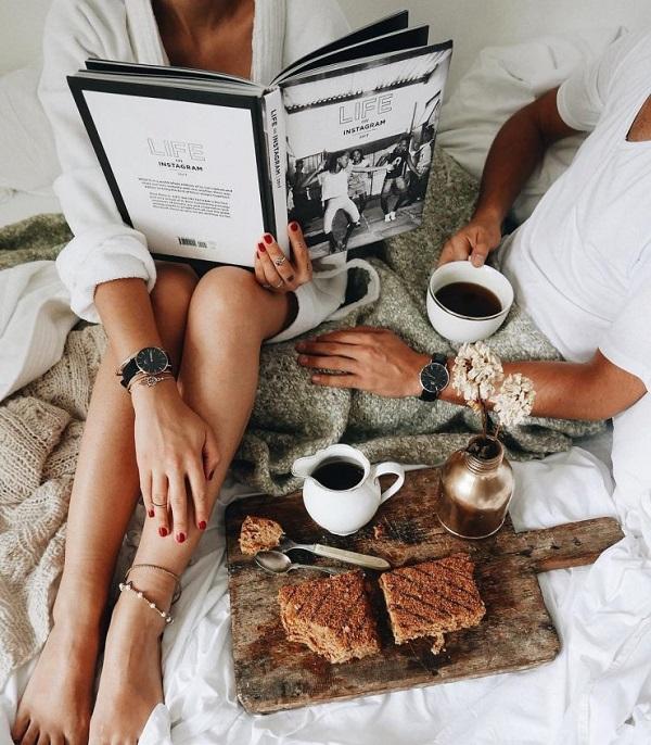 śniadanie Do łóżka Jak Zachwycić Ukochanego Mag