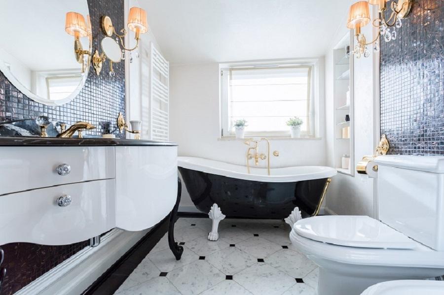 Mieszkasz W Bloku Sprawdź Jak Urządzić Małą łazienkę